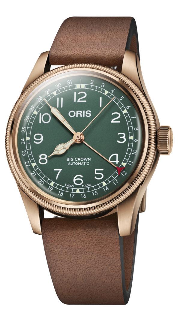 Oris Big Crown Pointer Date 80th Anniversary Edition, ref. 01 754 7741 3167-07 5 20 58BR