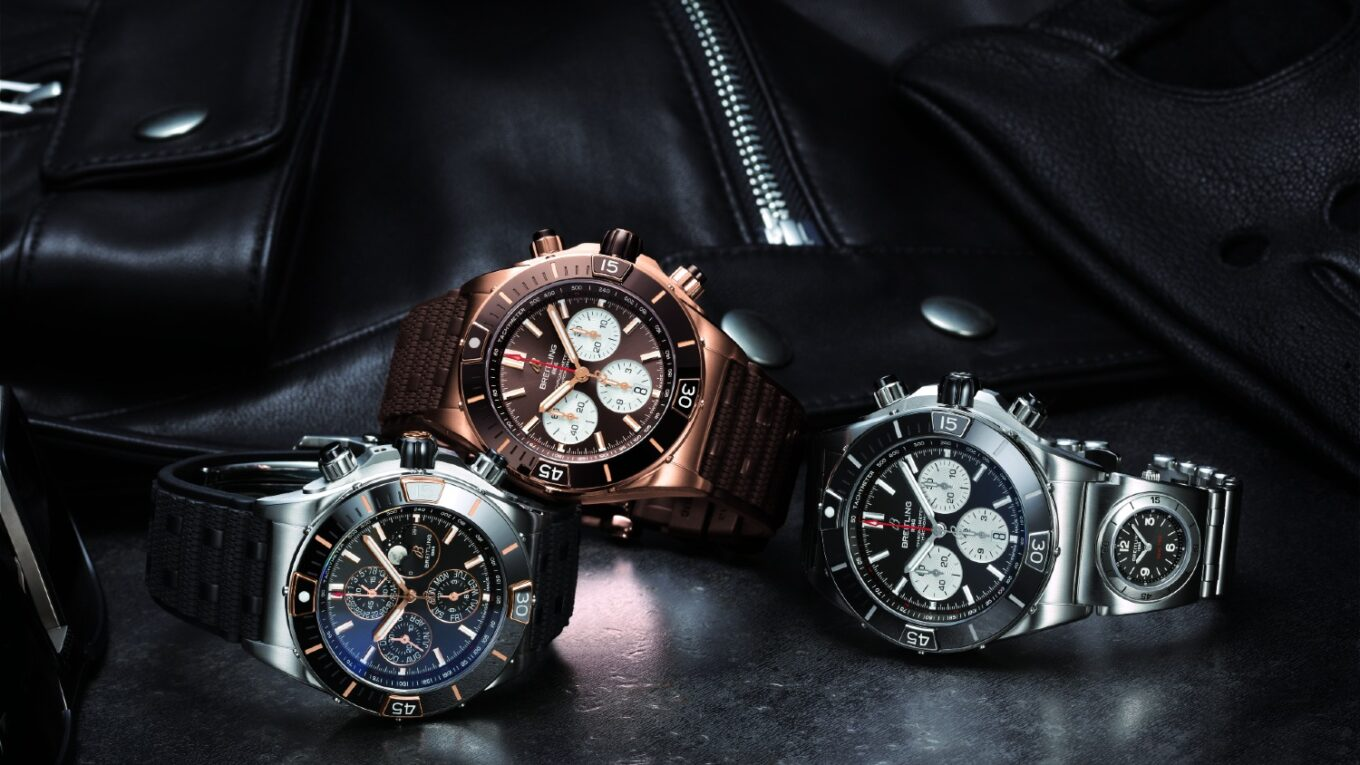 01 breitling super chronomat collection print use