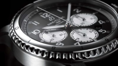 Navitimer Aviator 8 B01 Chronograph 43 SWISS Limited Edition with black dial