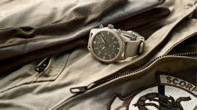 "WC Schaffhausen Pilot's Watch Chronograph Top Gun Edition ""Mojave Desert"""