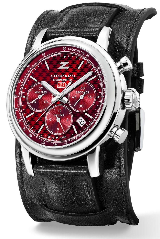 predstavljena posebna limitirana edicija sata punog naziva Chopard Mille Miglia Classic Chronograph Zagato 100th Anniversary Edition.