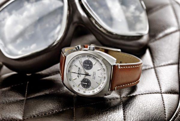 Alpina Startimer chronograph Dicta