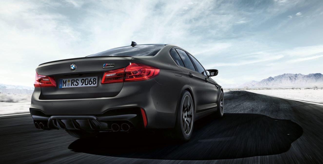 BMW M5 35 godina