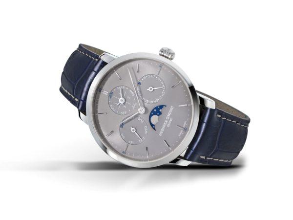 1 FC 775G4S6 Frederique Constant new Slimline Perpetual Calendar Manufacture timepieces