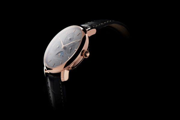 1 Frederique Constant FC 775G4S4 details 5 SD credit Eric Rossier Frederique Constant presents two new Slimline Perpetual Calendar Manufacture timepieces