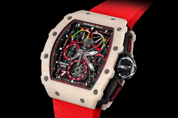 1 Richard Mille RM 50 04 Tourbillon Split Seconds Chronograph Kimi Räikkönen 11