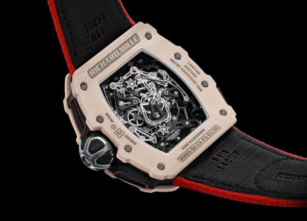 1 Richard Mille RM 50 04 Tourbillon Split Seconds Chronograph Kimi Räikkönen 4
