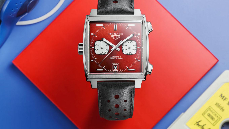 TAG Heuer Monaco 1979-1989 Limited Edition ref. CAW211W.FC6467