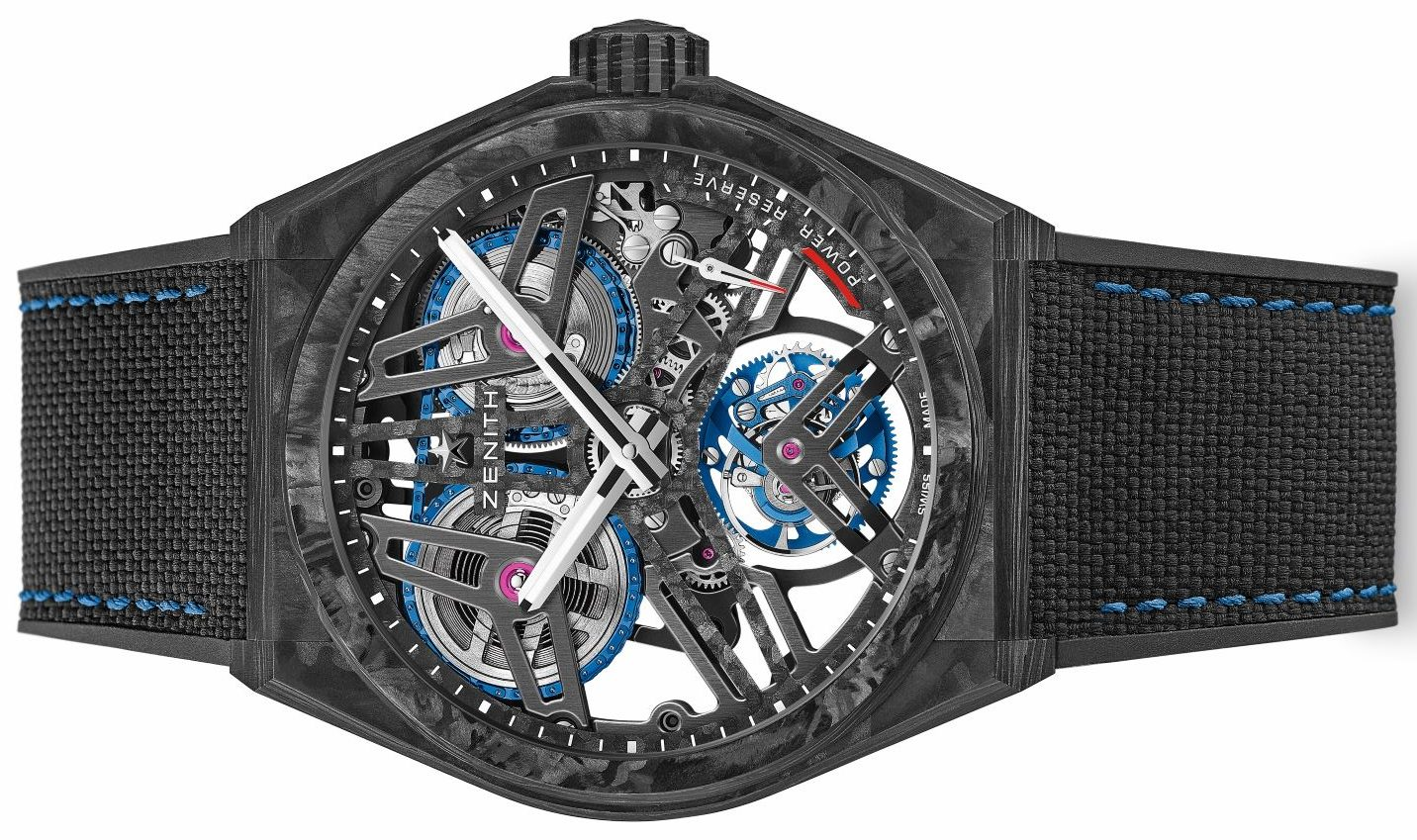 zenith carbon limited edition 50