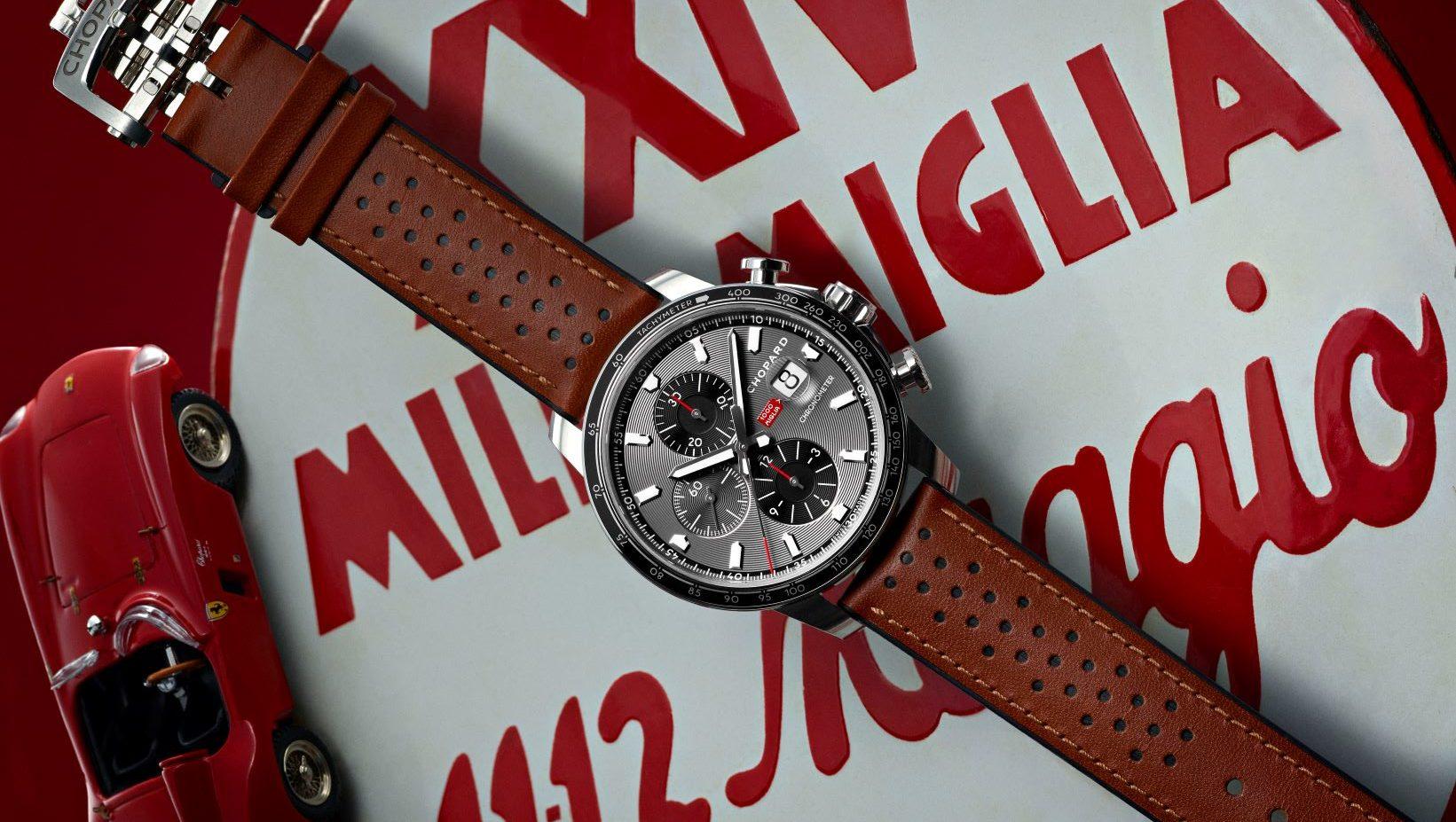 Mille Miglia 2019 Race Edition chronograph