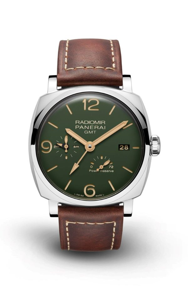 Panerai Radiomir PAM00999 gmt power reserve 72