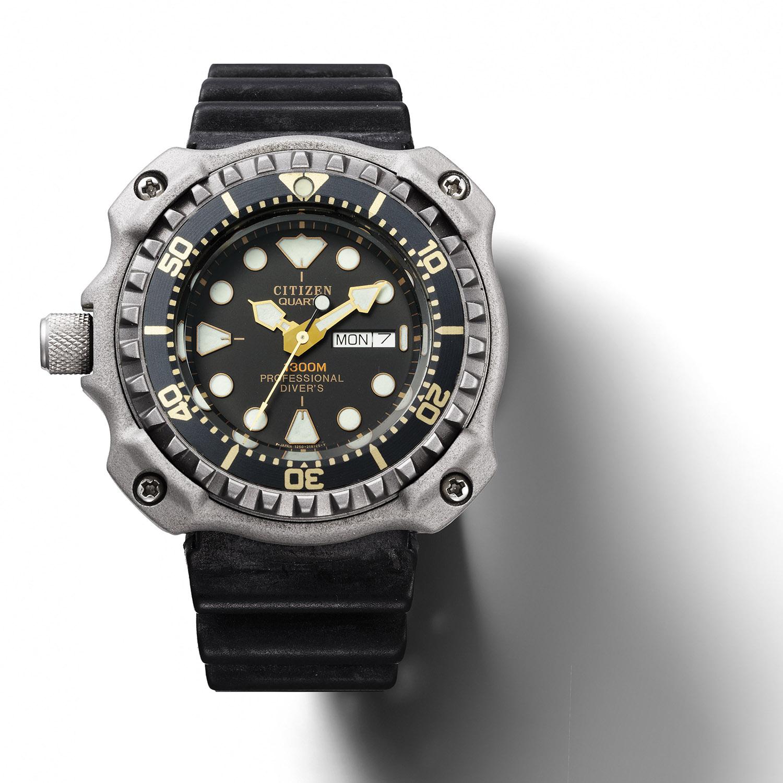 1982 Citizen ProDiver Professional Diver 1300m