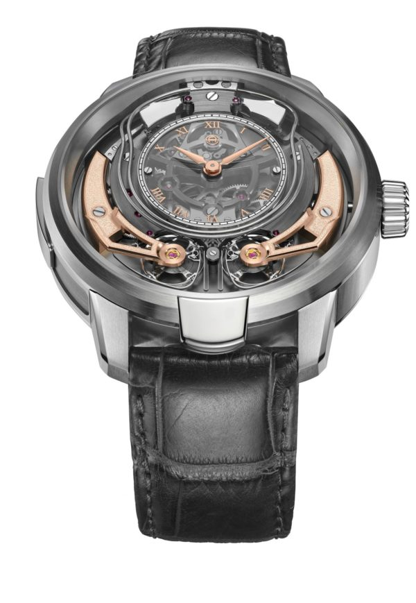 Minute Repeater Resonance by Armin Strom 10 2019 limited edition