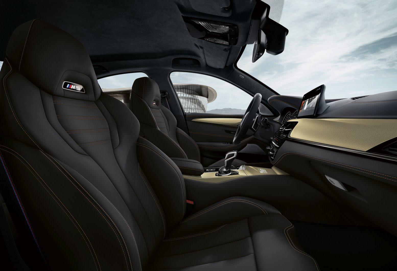 BMW sjedala M sport