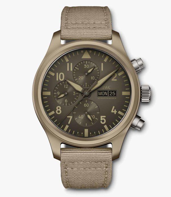"""WC Schaffhausen Pilot's Watch Chronograph Top Gun Edition """"Mojave Desert"""""""