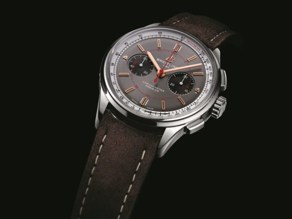 BREITLING PREMIER B01 CHRONOGRAPH 42 WHEELS AND WAVES LIMITED EDITION
