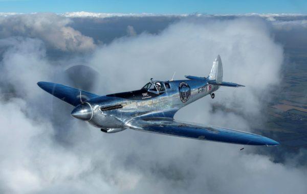 silver spitfire i IWC put oko svijeta