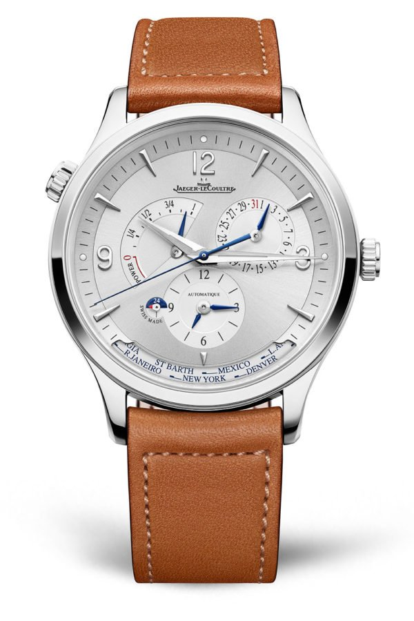 2020 Jaeger LeCoultre Master Control Geographic 1