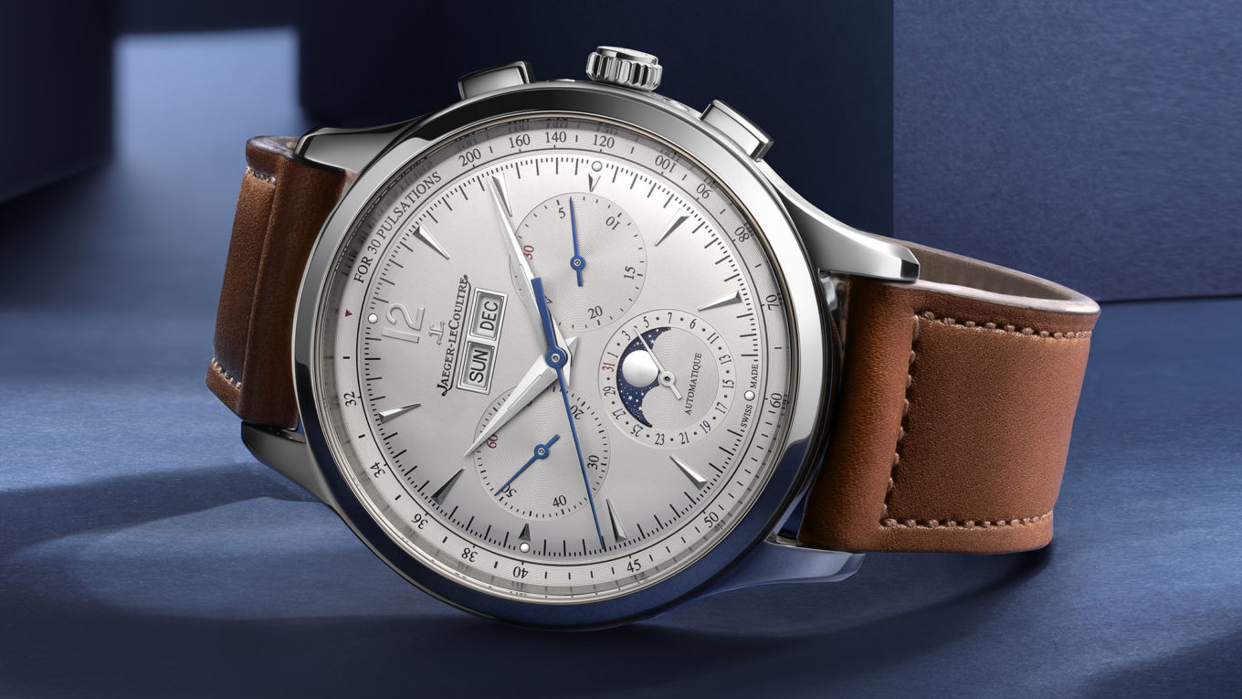 2020 Jaeger LeCoultre Master Control collection 1