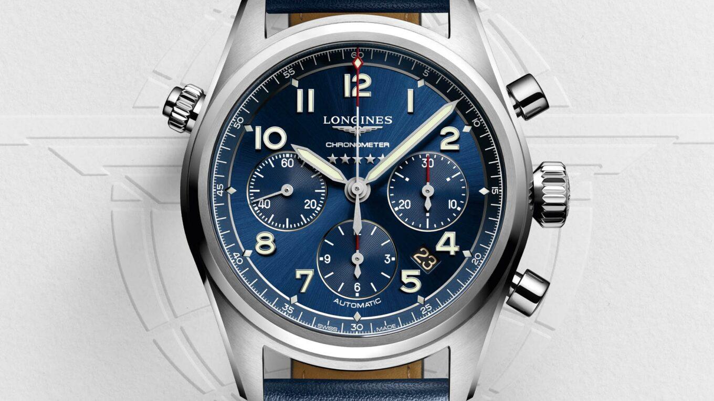 2020 Longines Spirit Chronograph 2 min