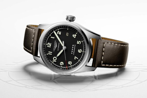 2020 Longines Spirit Time and Date 2 min