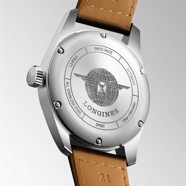 2020 Longines Spirit Time and Date 6 min