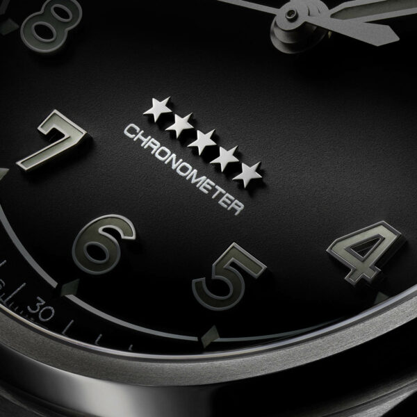 2020 Longines Spirit Time and Date 7