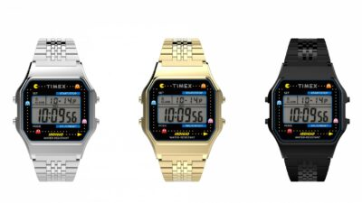 2020 Timex Pacman T80 all models scaled min