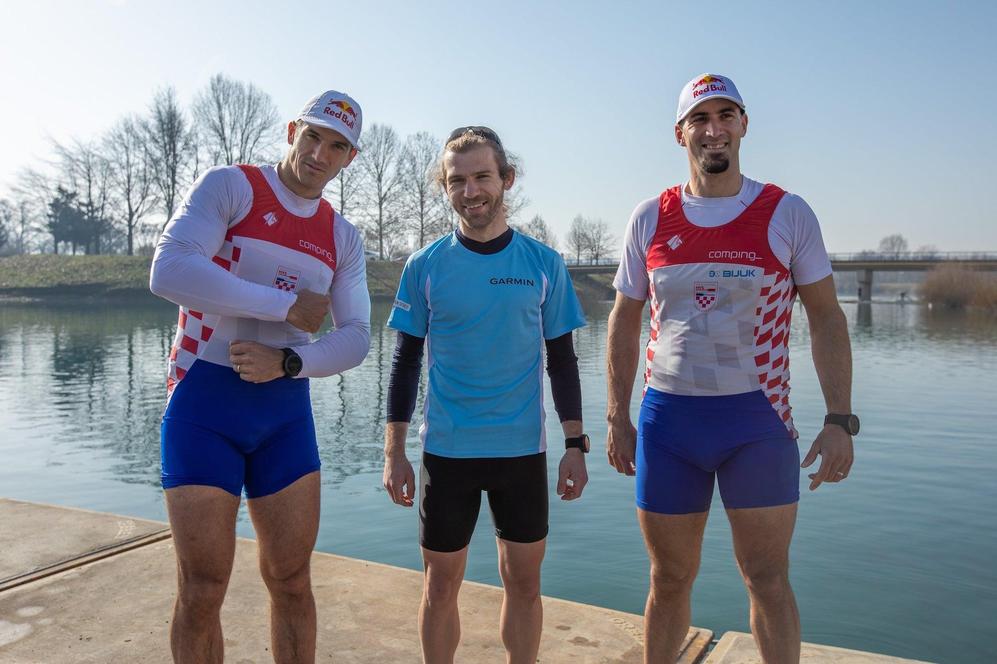 Braća Sinković i Dejan Radanac isprobali su Garmin Enduro