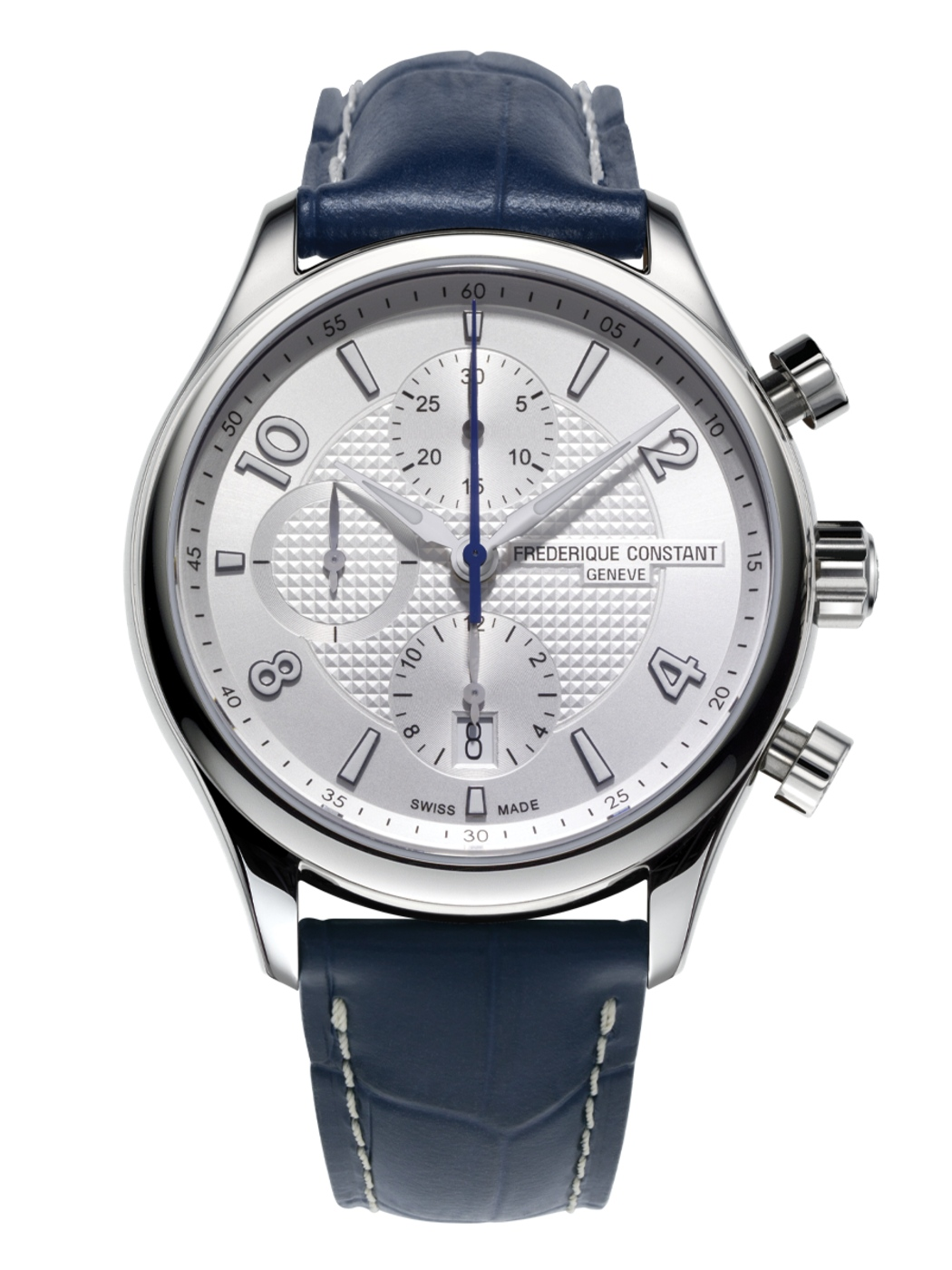 2021 Frederique Constant FC 392RMN5B4 Runabout Chronograph Automatic Front2