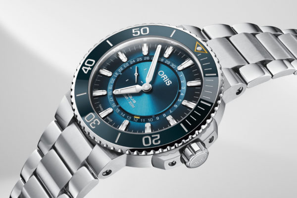 22 Oris Great Barrier Reef Limited Edition III baselworld 2019 5