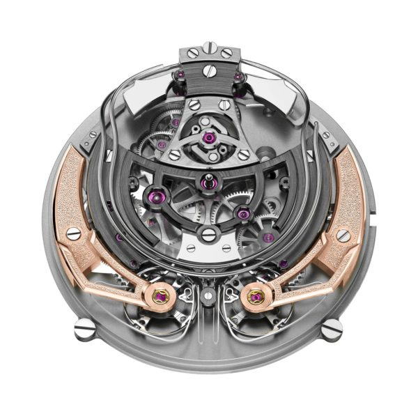 Minute Repeater Resonance by Armin Strom
