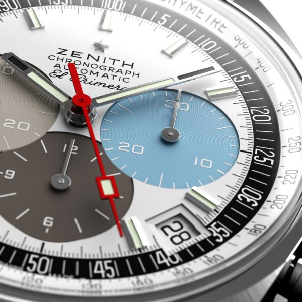 Unique experiences with the El Primero A386 Revival for Only Watch
