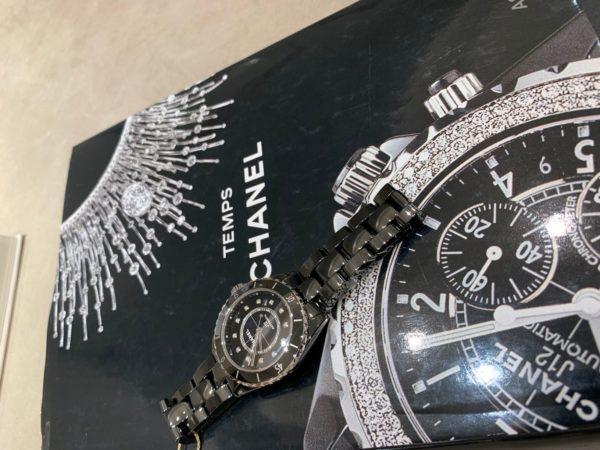 Chanel J12 ženski moderan sat modni klasik