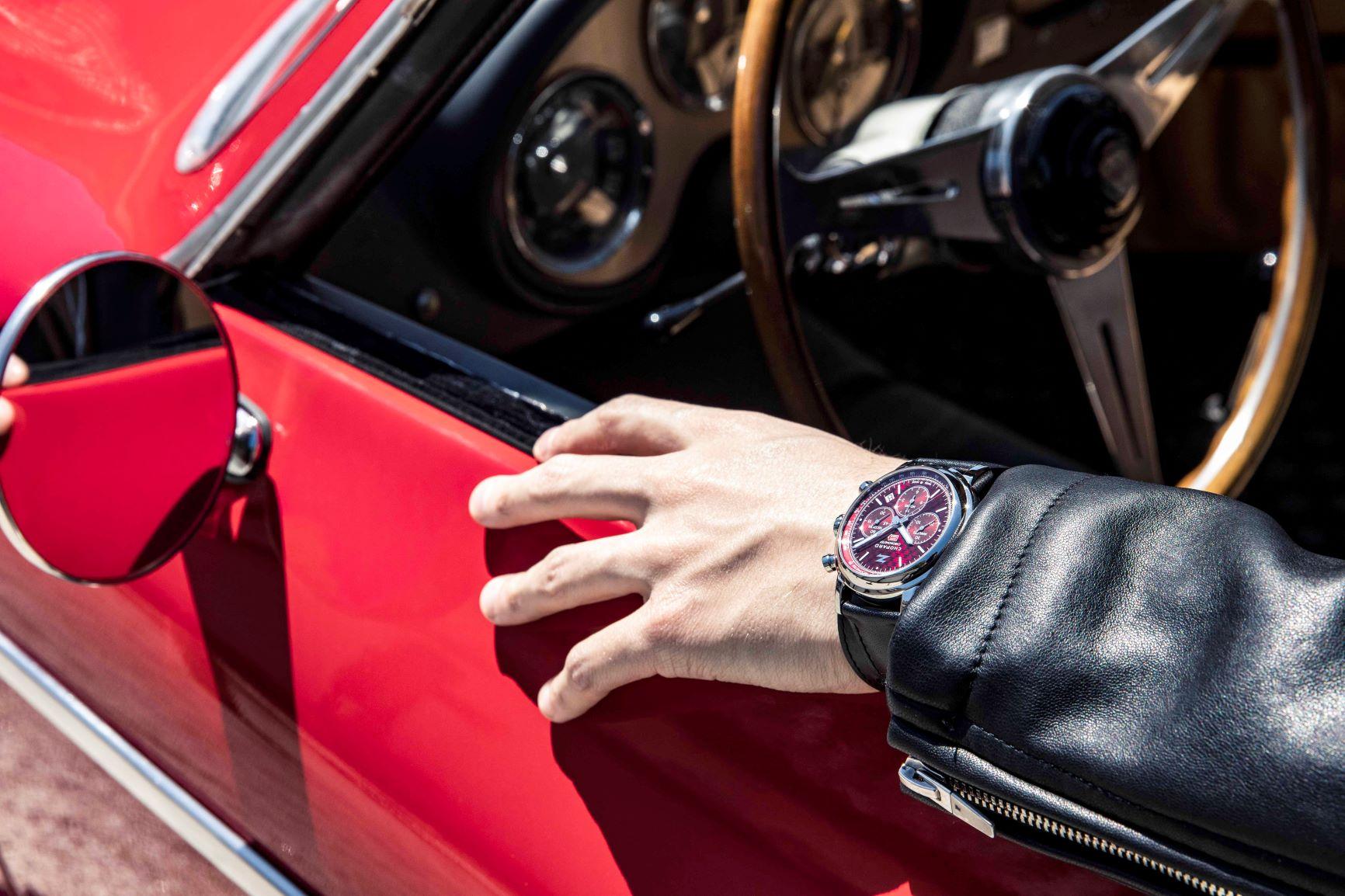 Oldtime i retro sat, idealna kombinacija. Chopard Mille Miglia Classic Chronograph Zagato 100th Anniversary Edition.