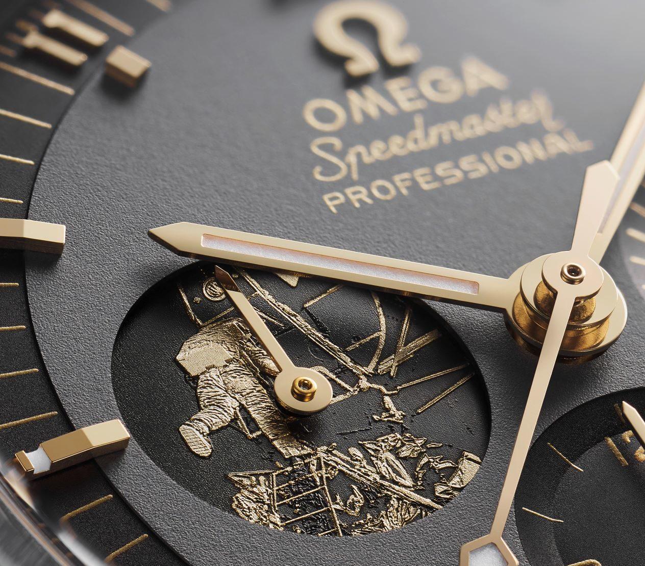 Omega speedmaster limited edition 50