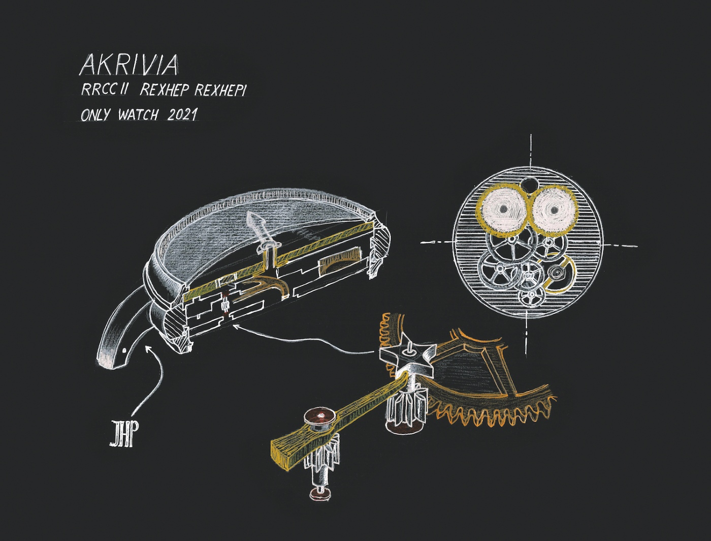 AKRIVIA only watch 2021