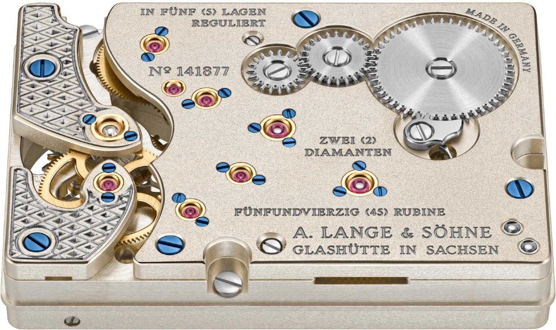 ALS Uhrwerk L042 MR Cabaret Tourbillon 2021 2191691