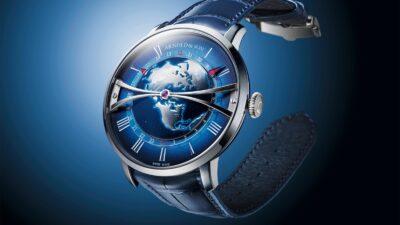 AS GT STEEL BLUE 3 4