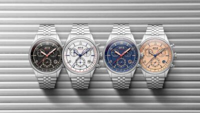 AVI 8'S NEWEST WATCH PAYS TRIBUTE TO THE LAFAYETTE FLYBOYS