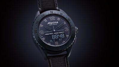 Alpina AL 283SEN5NAQ6 detail 1 HD credit photo Eric Rossier 1 min