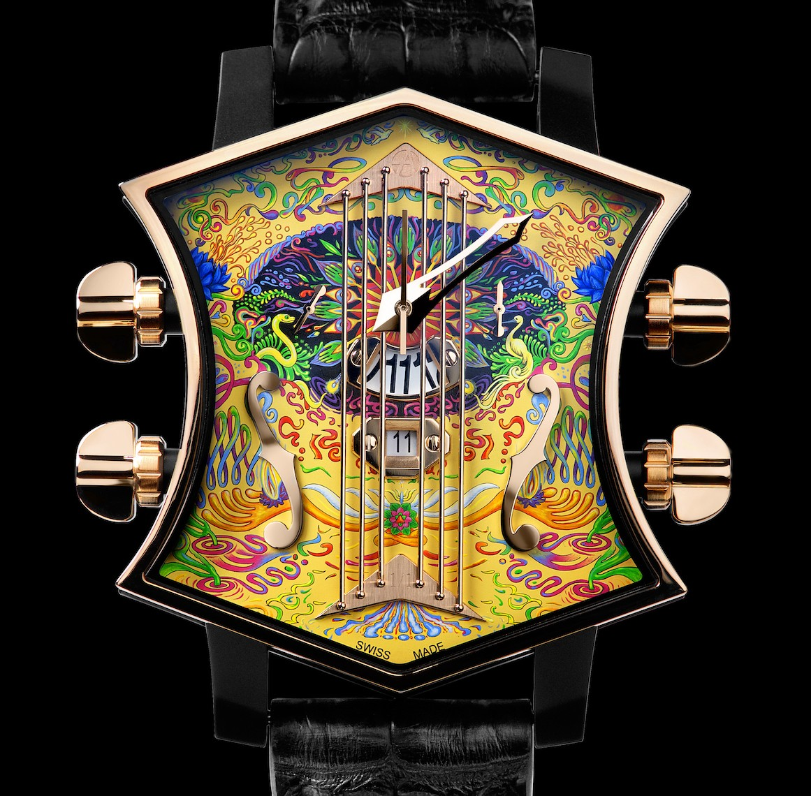 ArtyA only watch 2021
