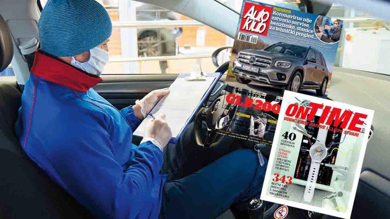 Auto klub i OnTIME katalog 2020