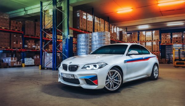 BMW M2 2 min