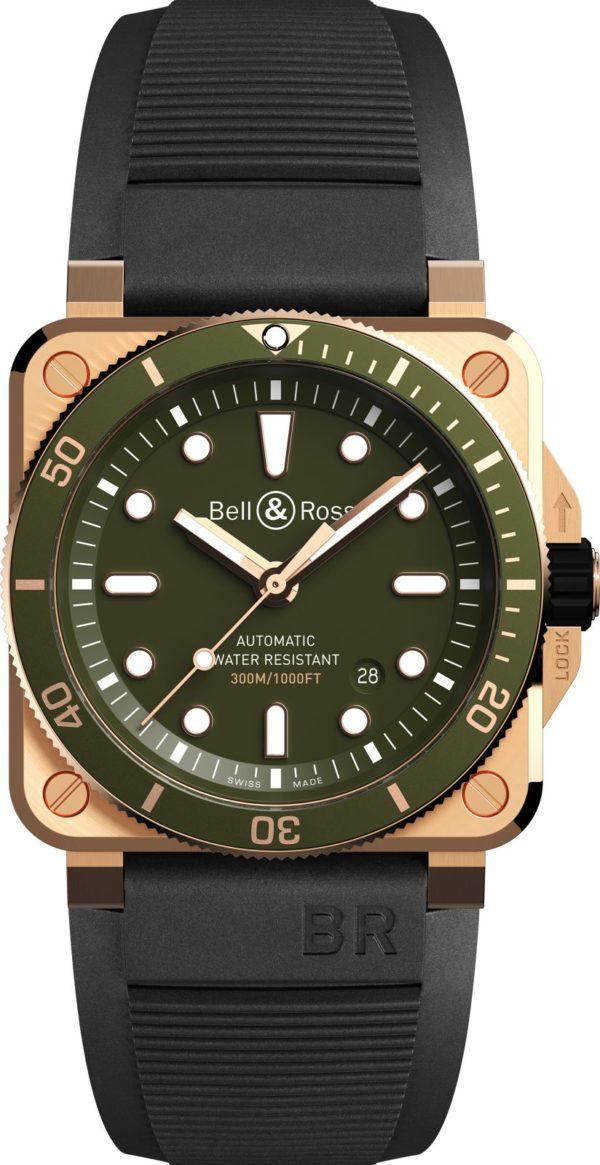 BR03-92-Diver-Bronze-Green_Face_rubber