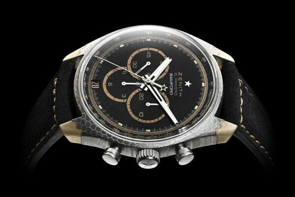 Bamford Watch Department X Black Badger Zenith El Primero Superconductor 1