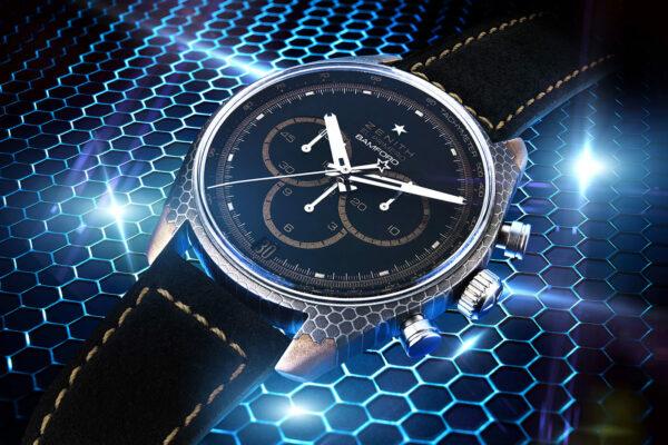 Bamford Watch Department X Black Badger Zenith El Primero Superconductor 2