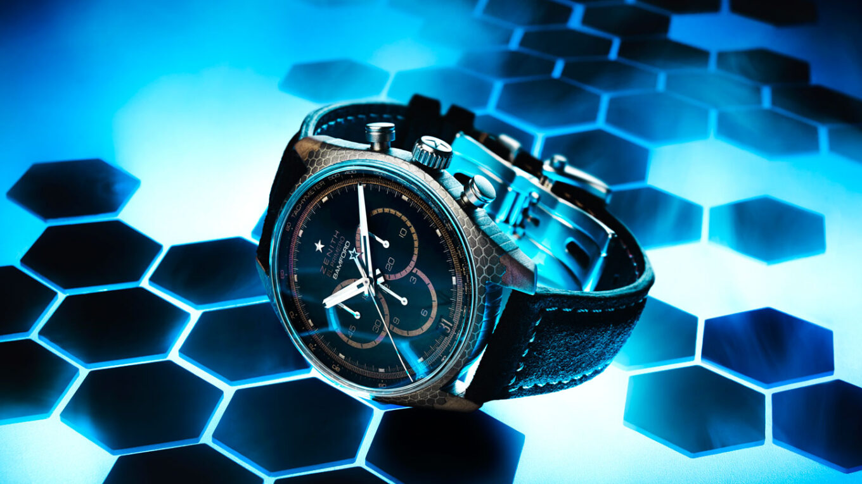 Bamford Watch Department X Black Badger Zenith El Primero Superconductor 3