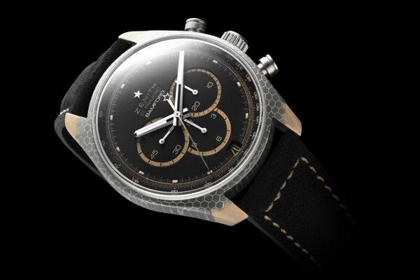 Bamford Watch Department X Black Badger Zenith El Primero Superconductor 6