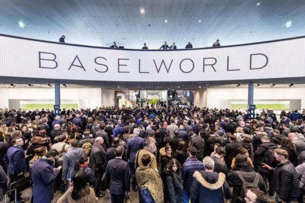 Baselworld 2019.